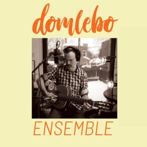 """Livre-disque """"Ensemble"""" de domlebo"""